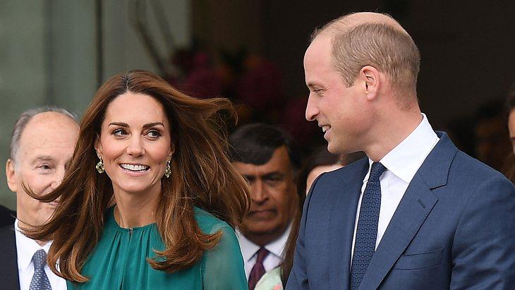 Herzogin Kate & Prinz William: Erwischt! Jetzt wird ihr süßes Geheimnis gelüftet | InTouch