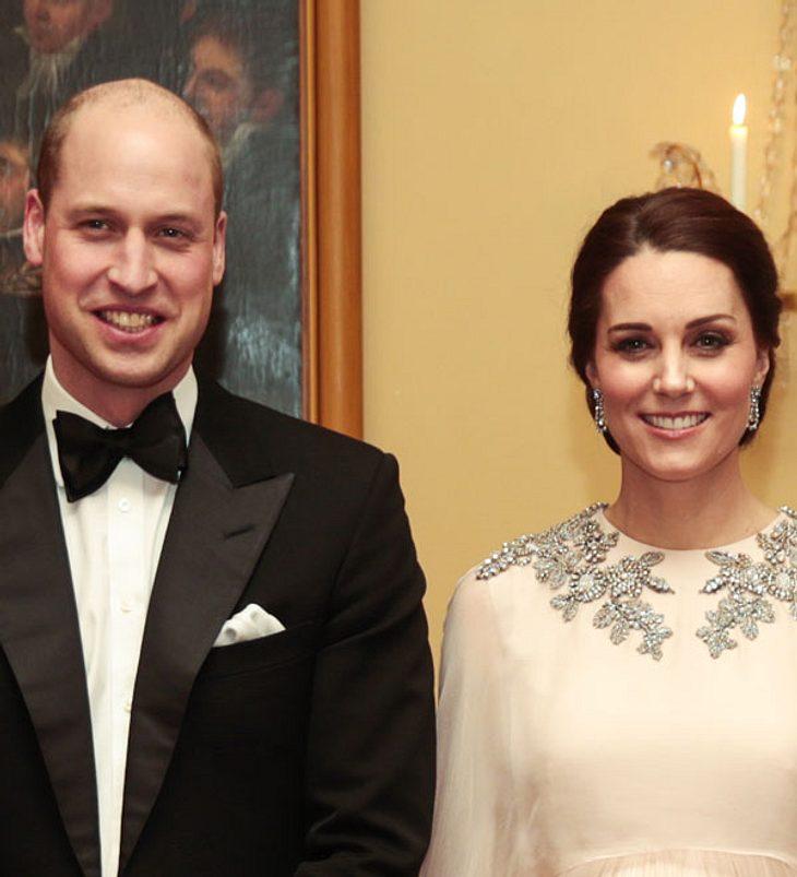 Herzogin Kate und Prinz William: Das Baby ist da!