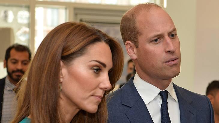 Herzogin Kate & Prinz William: Traurige Trennung! Ihr Glück ist zerstört! | InTouch