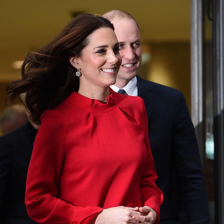 Herzogin Kate Babygeschlecht