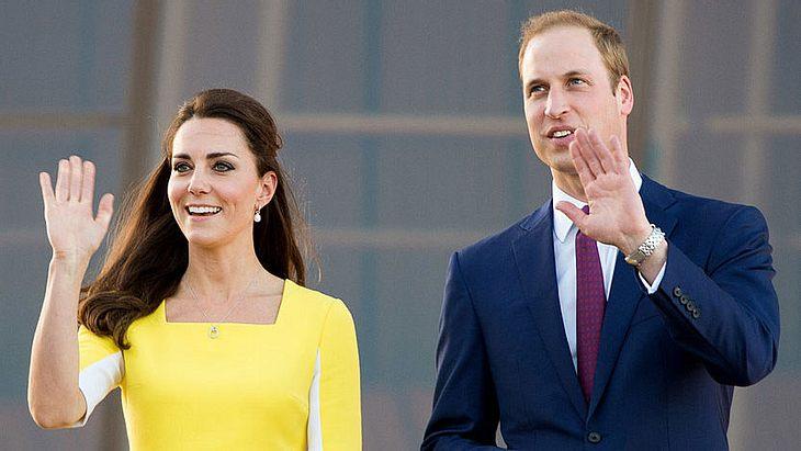 Herzogin Kate: Gemeine Läster-Attacke von Prinz William!   InTouch