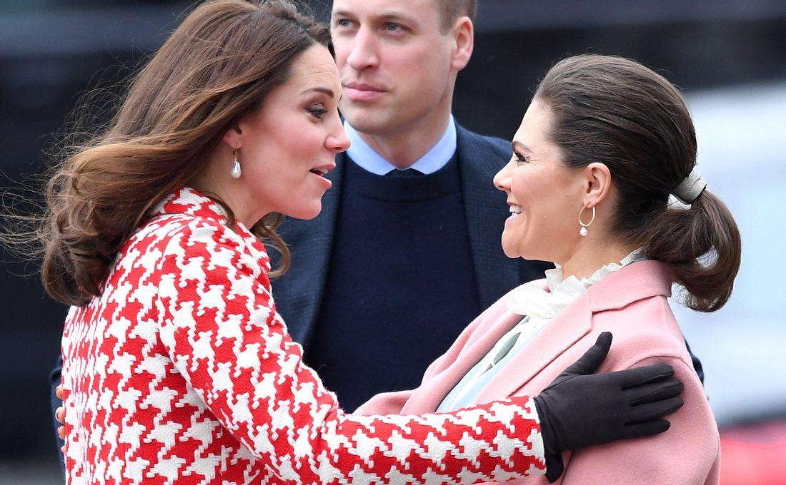 Prinzessin Victoria Herzogin Kate
