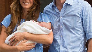 Das royale Baby wird streng bewacht - Foto: Samir Hussein / WireImage / Getty Images