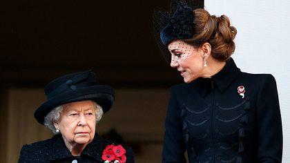 Herzogin Kate: Dieses Outfit gefällt der Queen überhaupt nicht! - Foto: Getty Images