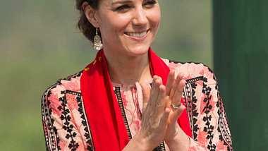 Herzogin Kate lüftet ihr Schlank-Geheimnis!
