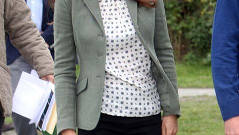 Herzogin Kate ist wieder gertenschlank - Foto: GettyImages