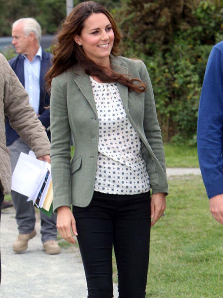 Herzogin Kate hat einen tollen After-Baby-Body