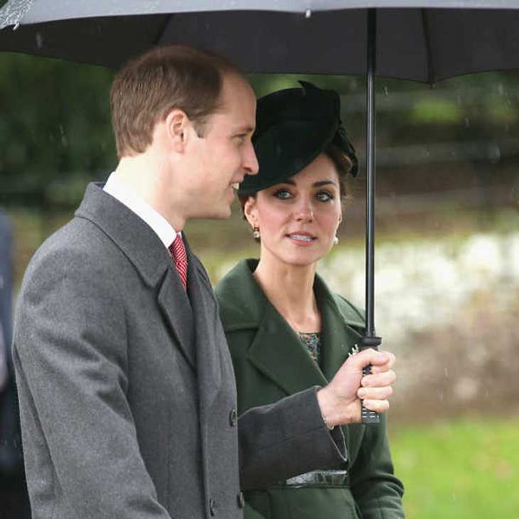 Herzogin Kate: Ist sie wirklich schwanger?