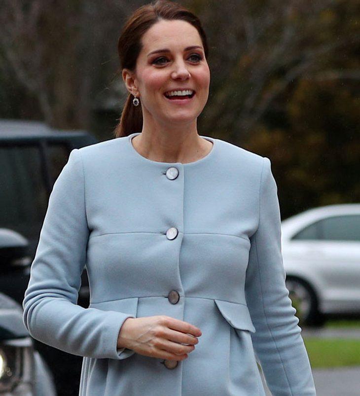Wie soll das 3. Baby von William und Kate heißen?