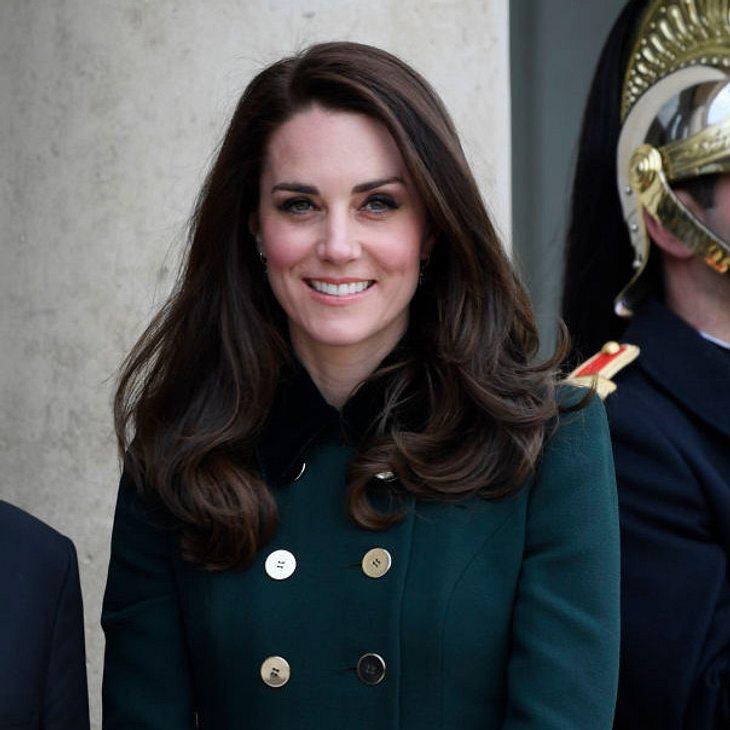 Herzogin Kate begeistert mit viel Charme