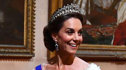 Herzogin Kate: Mit diesem Look gedenkt sie Lady Diana! - Foto: Getty Images