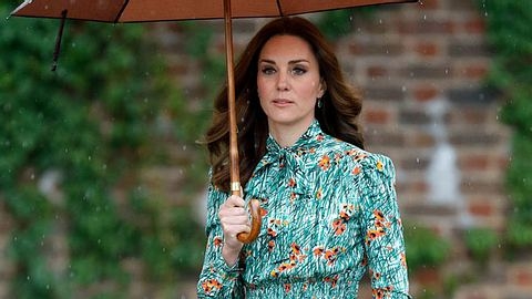 Herzogin Kate: Drama im Palast! Queen zieht drastische Konsequenz - Foto: Getty Images