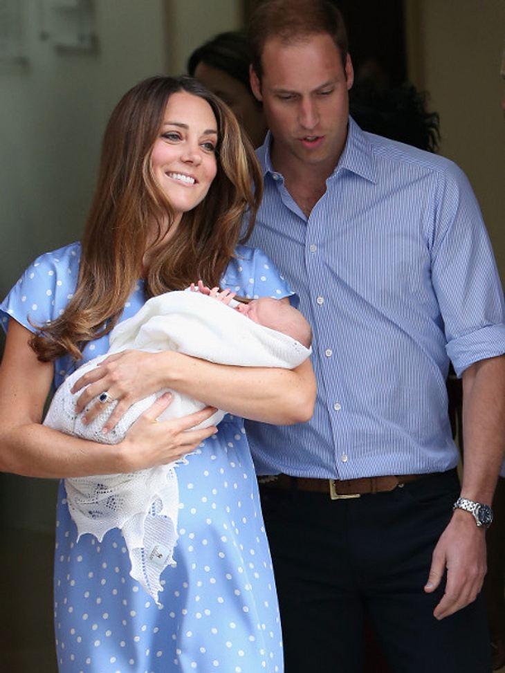 Herzogin Kate und Familie ziehen nach Wales