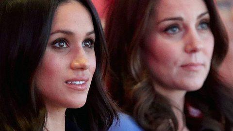 Herzogin Kate: Die Situation zwischen ihr und Meghan Markle eskaliert - Foto: imago