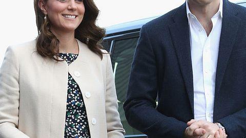 Prinz William und Herzogin Kate: Erste Infos zum dritten Baby aufgetaucht! - Foto: Getty Images