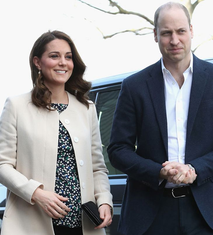 Herzogin Kate und Prinz William: Das verändert sich durch die Geburt des kleinen Prinzen!