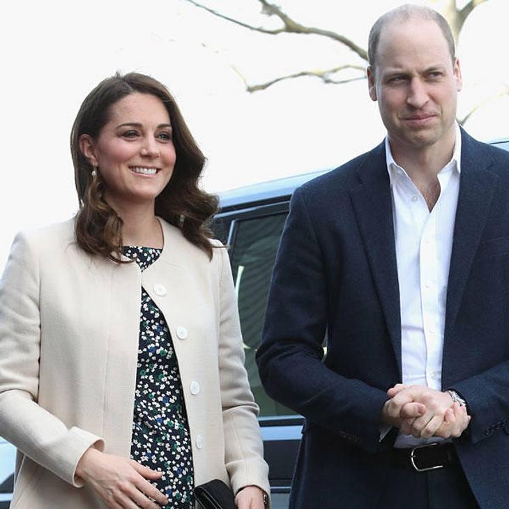 Neue Fotos von Prinz Louis