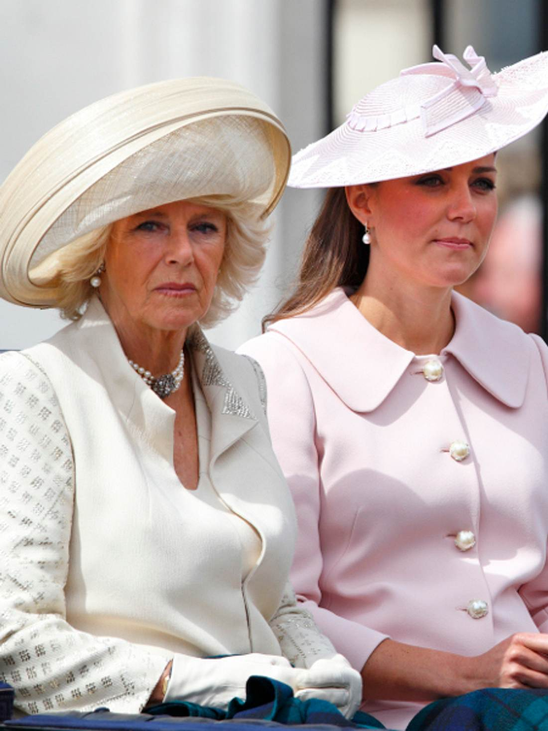 Herzogin Kate leidet unter den Anschuldigungen