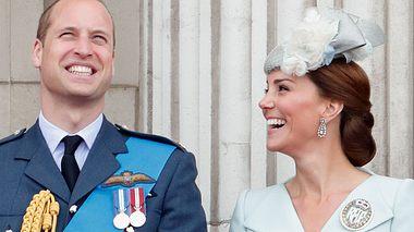Herzogin Kate & Prinz William: Jetzt ist die Sensation perfekt! - Foto: Getty Images