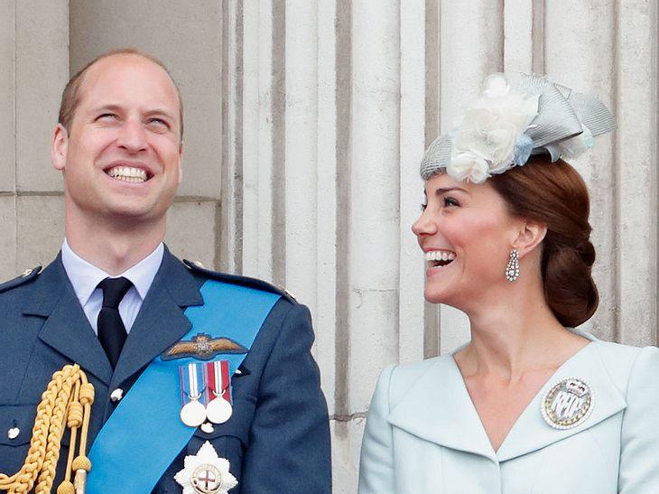 Herzogin Kate & Prinz William: Die Sensation ist perfekt!