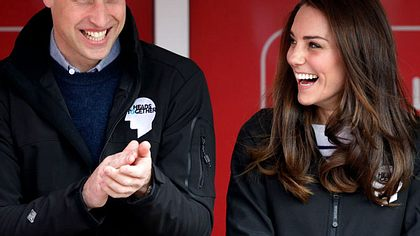 Herzogin Kate: An diesem Ort wurde ihr drittes Kind gezeugt - Foto: Getty Images