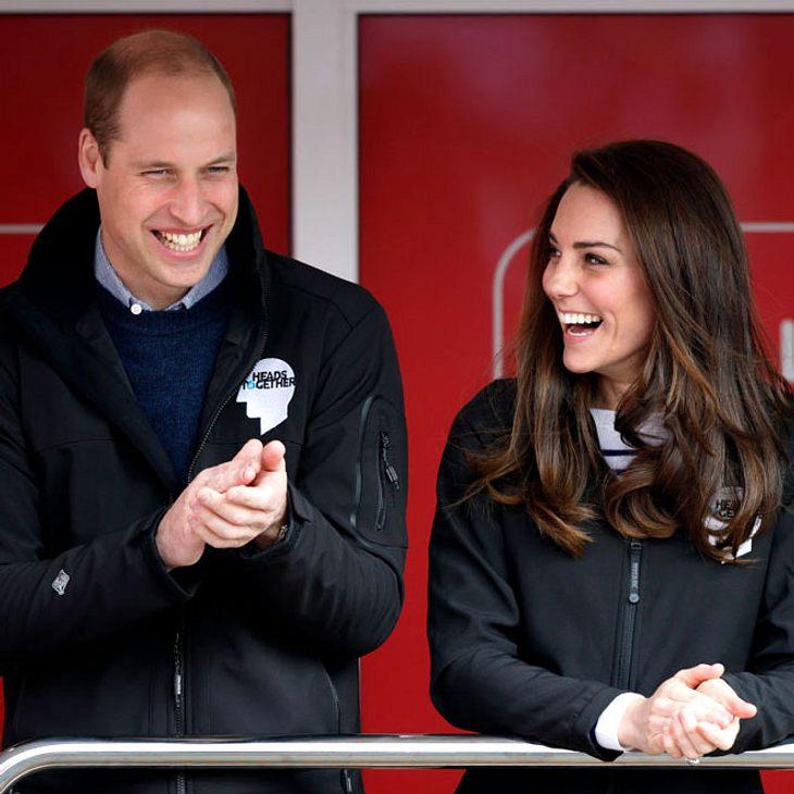 Herzogin Kate und ihr Gatte Prinz William haben bald ein freudiges Ereignis zu erwarten.