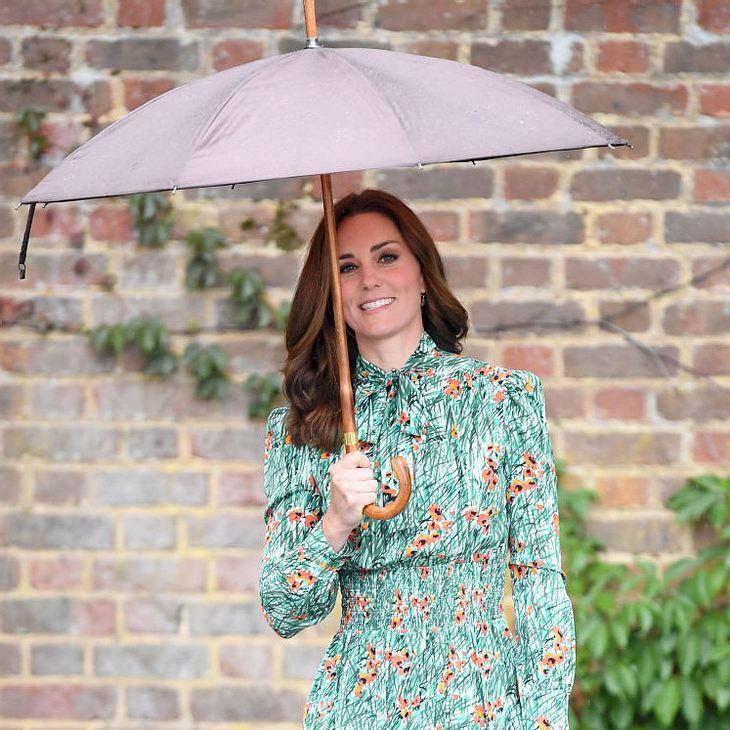 Erwartet Herzogin Kate Zwillinge?