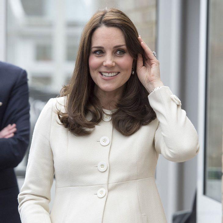 Herzogin Kate schwanger Zwillinge