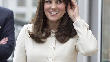 Herzogin Kate: Wundervolle News! Das Warten auf das royale Baby ist vorbei! - Foto: Getty Images