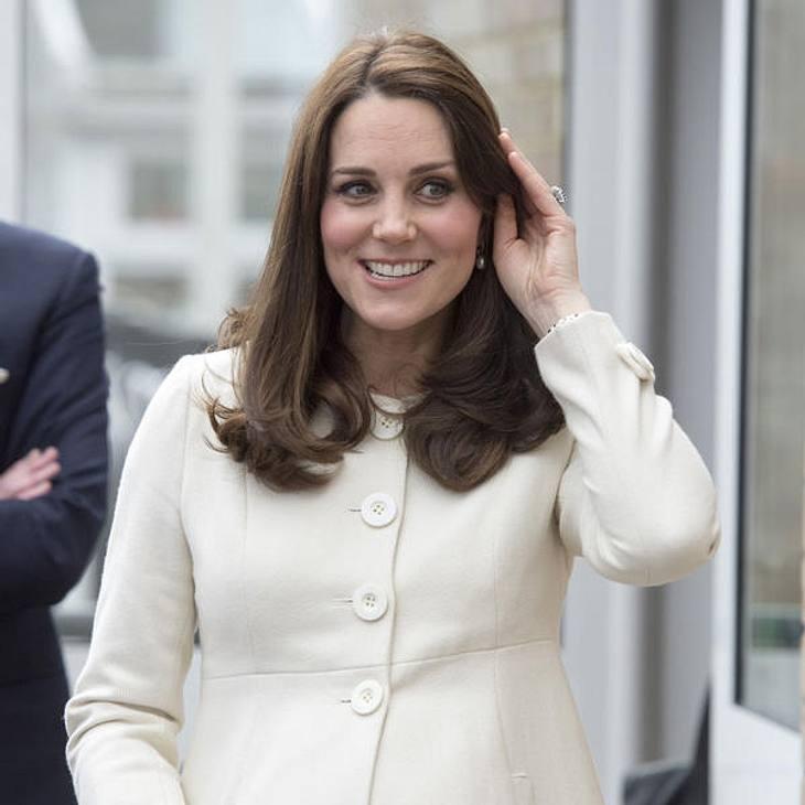 Herzogin Kate Baby kommt
