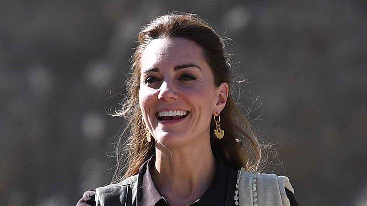 Herzogin Kate: Dieser Leder Look sorgt für Aufsehen!