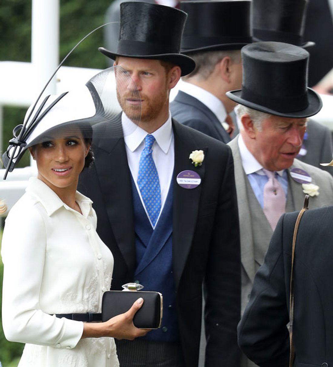 Herzogin Meghan: Foto aufgetaucht! Ist dieses Outfit einfach nur kopiert?