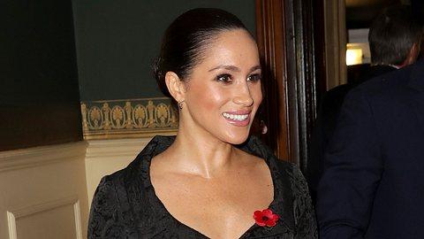 Herzogin Meghan: Schwanger? Dieses Bild ist lüftet ihr süßes Geheimnis! - Foto: Getty Images