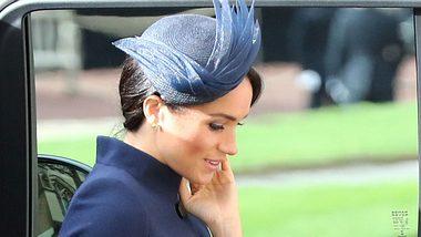 Herzogin Meghan: Schlimme Demütigung bei der Hochzeit von Eugenie! - Foto: Getty Images