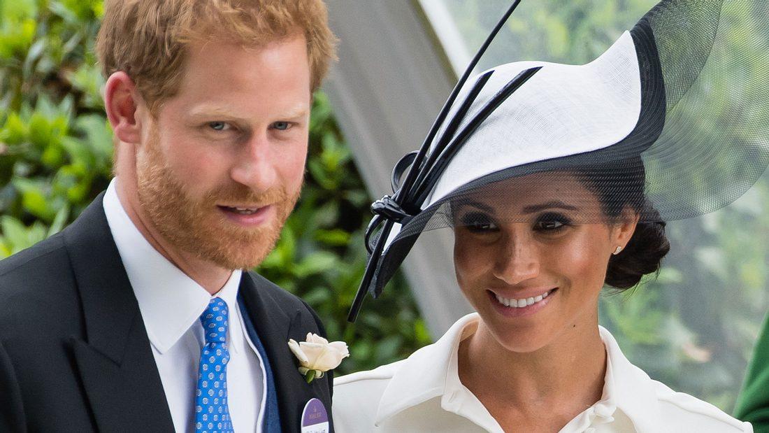 Herzogin Meghan: Baby-Beweis! Lüftet sie das süße Geheimnis?