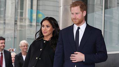 Herzogin Meghan: Baby da? Jetzt äußert sich ein Sprecher! - Foto: Getty Images
