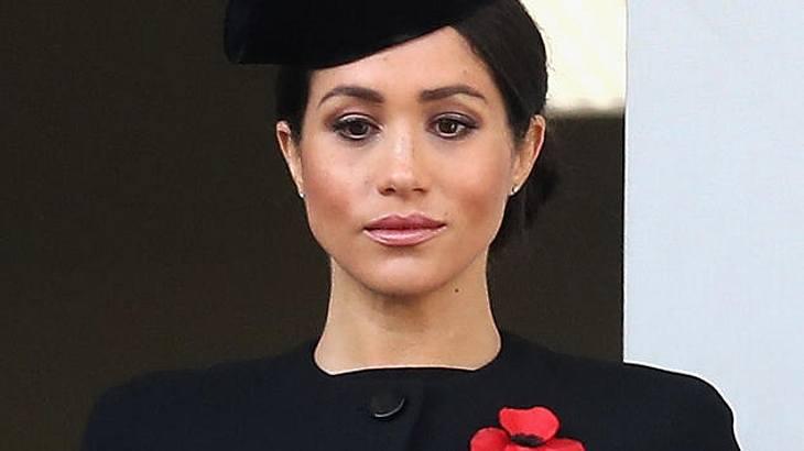 Herzogin Meghan entpuppt sich als Palast-Zicke