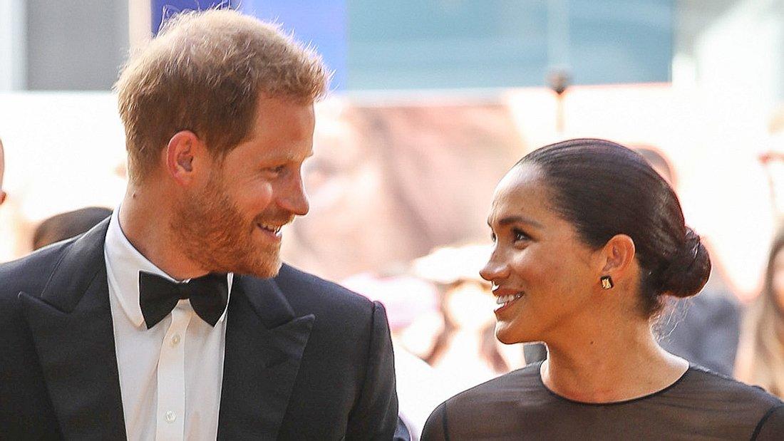 Prinz Harry hat eine besondere Überraschung für Herzogin Meghan