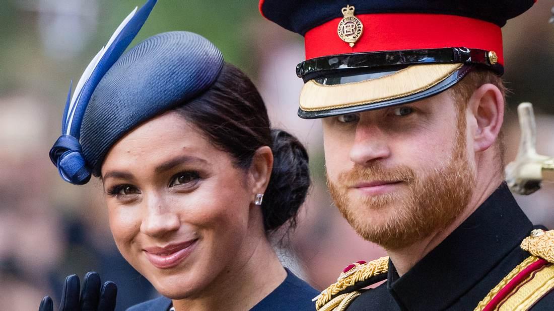 Die Hochzeitsfotos von Prinz Harry und Meghan wurden gestohlen