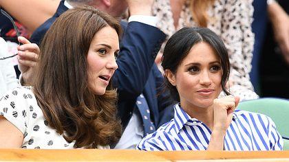 Herzogin Kate und Herzogin Meghan - Foto: Getty Images
