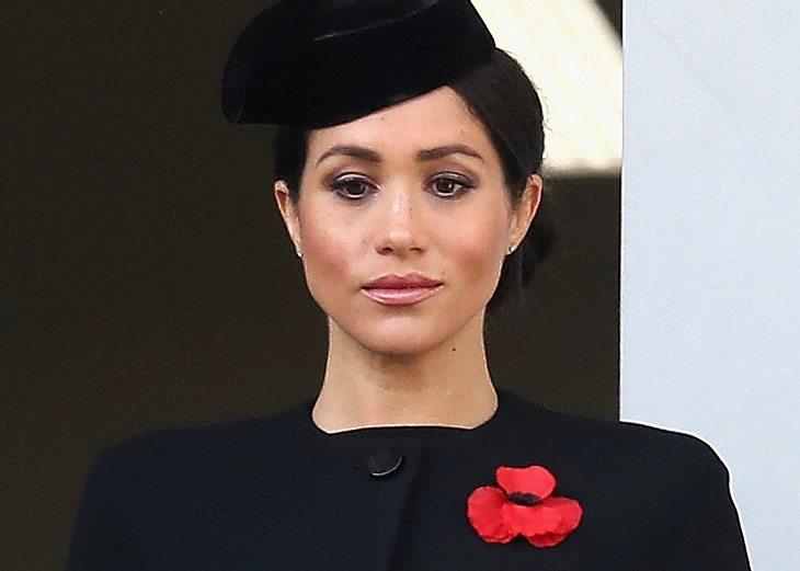 Herzogin Meghan gilt als Palast-Schreck