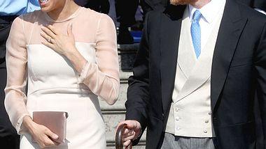 Meghan Markle: Ihr erster Auftritt als Herzogin! Diese Bilder begeistern alle! - Foto: Getty Images