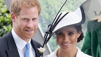 Herzogin Meghan & Prinz Harry: Jaa, das Baby kommt! - Foto: Getty Images
