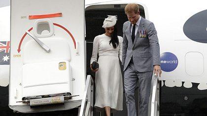 Prinz Harry: Panik um sein ungeborenes Kind! - Foto: Getty Images