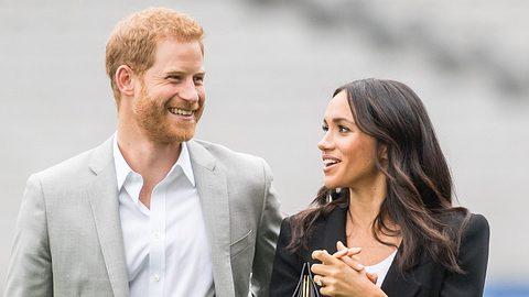 Herzogin Meghan & Prinz Harry: Dreifaches Baby-Glück! Sie sind außer sich! - Foto: Getty Images
