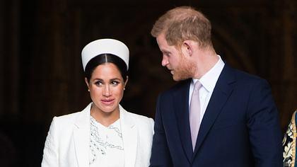 Herzogin Meghan und Prinz Harry packen ihre Koffer - Foto: GettyImages