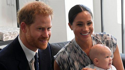 Prinz Harry, Herzogin Meghan und Baby Archie - Foto: GettyImages