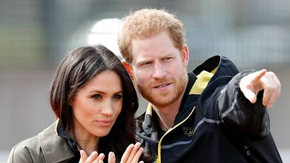 Herzogin Meghan und Prinz Harry - Foto: Max Mumby/ Indigo /Getty Images