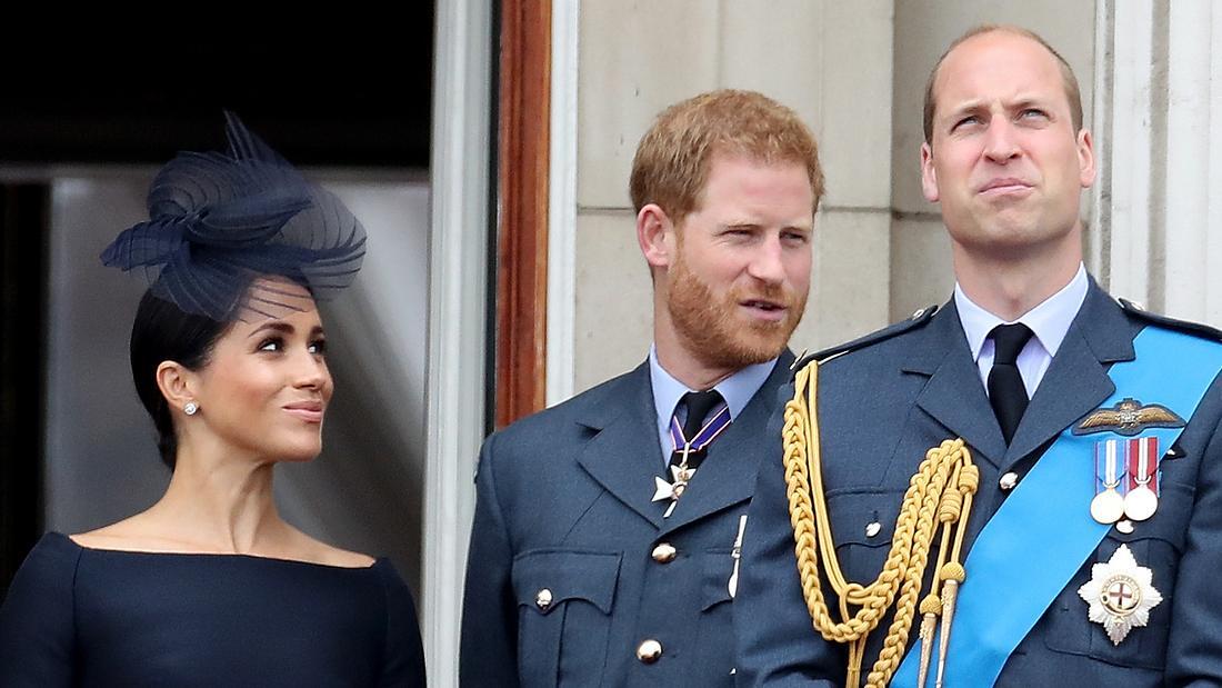 Prinz William hat keine Lust auf Herzogin Meghan!