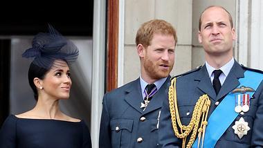 Prinz William hat keine Lust auf Herzogin Meghan! - Foto: GettyImages